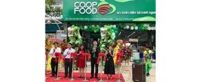 Co.op Food Nhượng Quyền